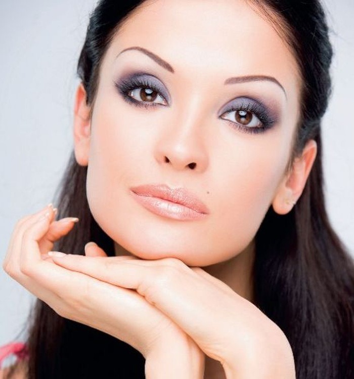 Perfect Wedding Makeup For Brown Eyes : Trucco occhi